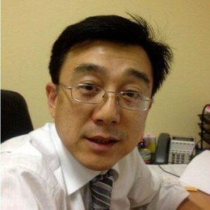 Dr James Chen