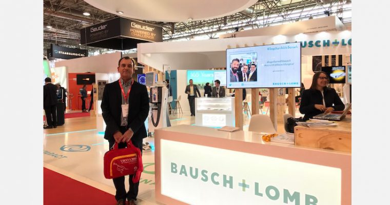 CCDH Attends Annual ESCRS Conference